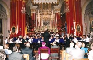 2000-31-10 - Banda Re Gorg V Akkademja Muziko Letterarja Knisja Mqabba