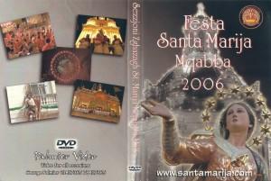 DVD festa Santa Marija Mqabba 2006