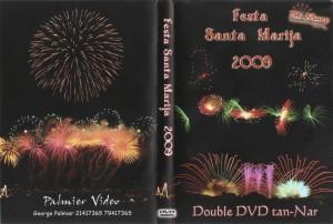 DVD tan-Nar tal-Festa Santa Marija Mqabba 2009