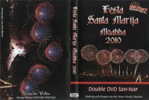 DVD tan-Nar tal-Festa Santa Marija Mqabba 2010