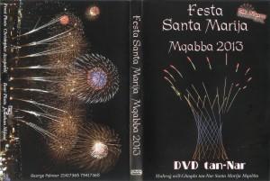 DVD tan-Nar tal-Festa Santa Marija Mqabba 2013