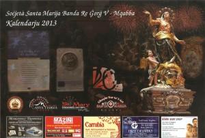 Kalendarju 2013