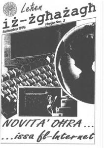 Leħen iż-Żgħażagħ ħarġa numru 3