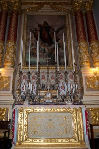 L-altar tal- Assunzjoni tal-Madonna
