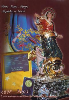 Programm tal-Festa Titulari Santa Marija Mqabba – 2004