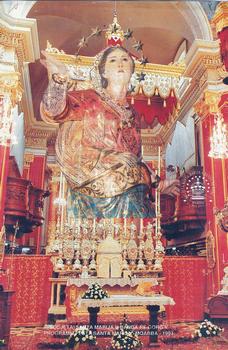 Programm tal-Festa Titulari Santa Marija Mqabba – 1994