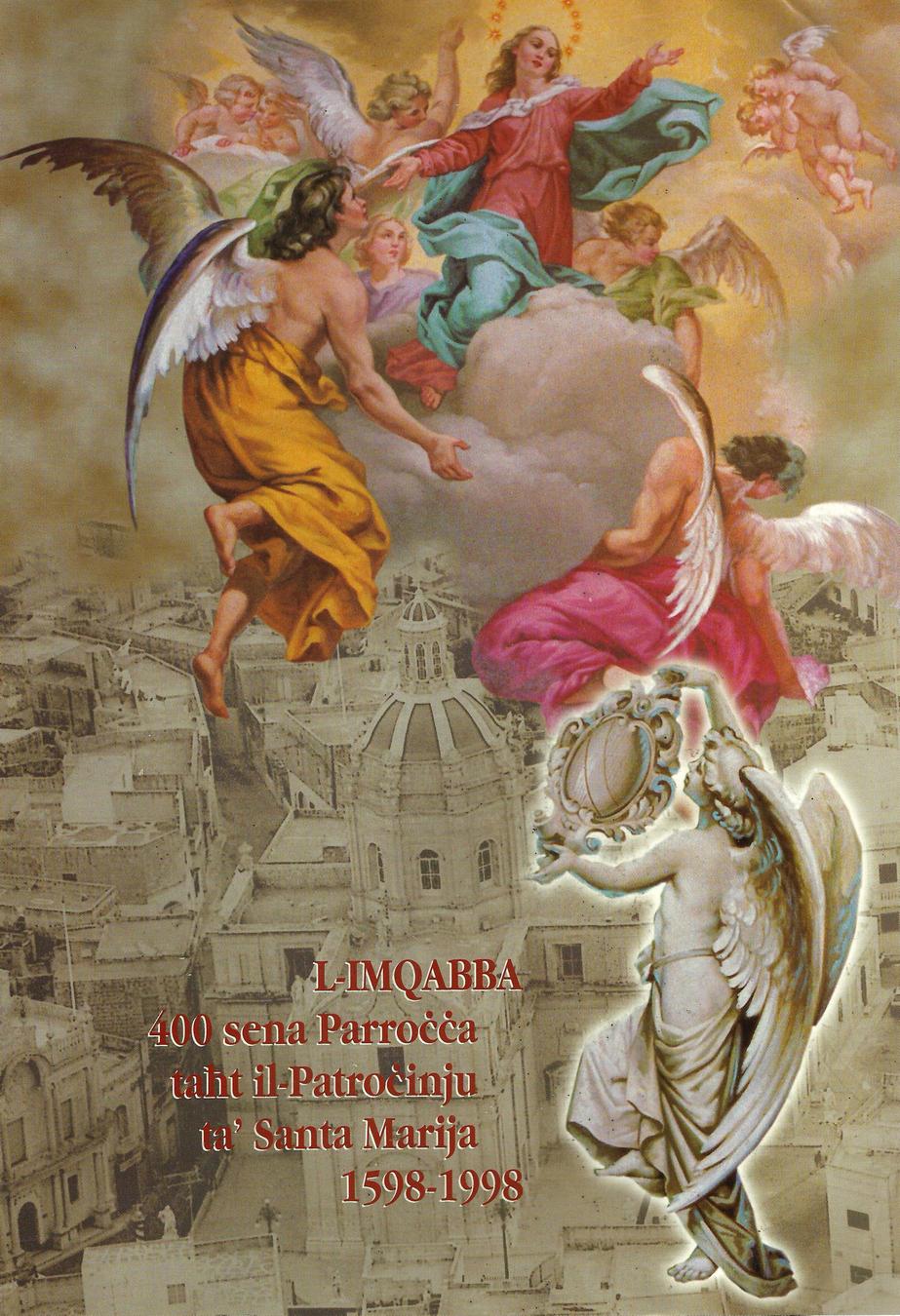 Programm tal-Festa Titulari Santa Marija Mqabba – 1998