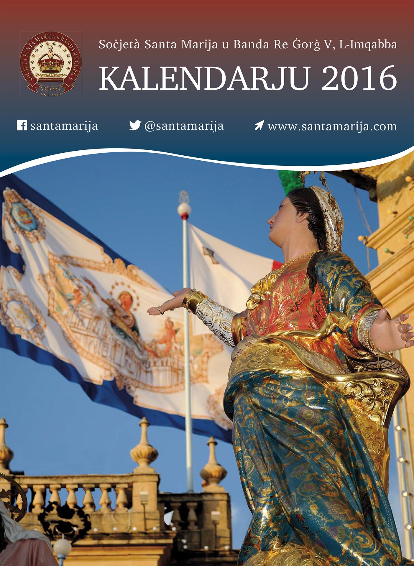 Kalendarju 2016